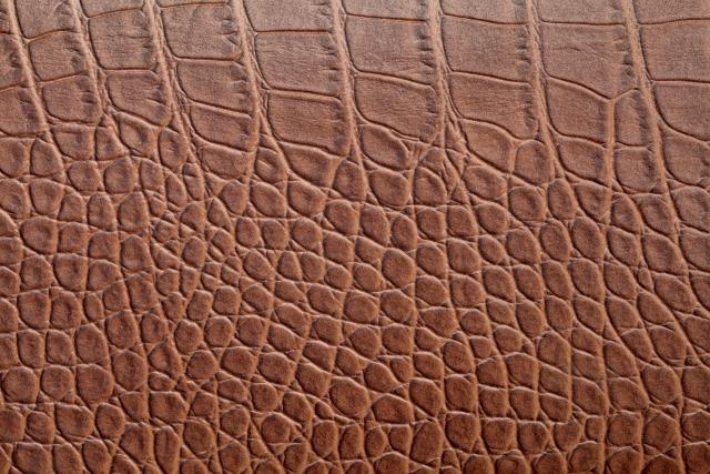 クロコダイル革